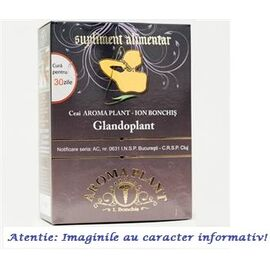 Ceai Glandoplant 175 g Aroma Plant Bonchis, image
