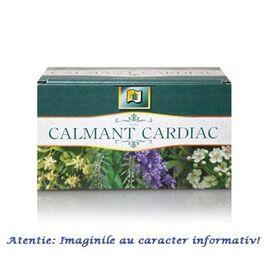 Ceai Calmant Cardiac 20 plicuri Stef Mar, image