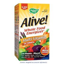 Alive Nature's Way 30 tablete Secom, image