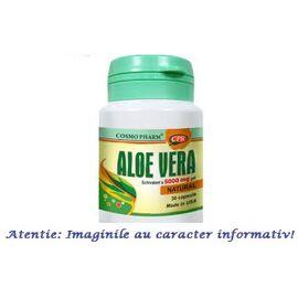 Aloe Vera 30 capsule CosmoPharm, image
