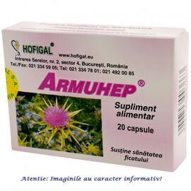 Armuhep 20 capsule Hofigal, image