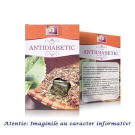 Ceai Antidiabetic 50 g Stef Mar, image