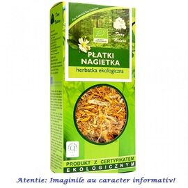 Ceai de Galbenele Bio 25 g Dary Natury, image