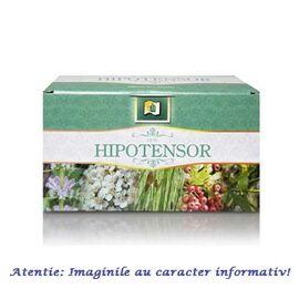 Ceai Hipotensor 20 plicuri Stef Mar, image