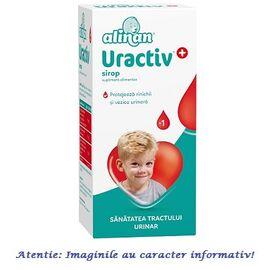 Alinan Uractiv Sirop pentru Copii 150 ml Fiterman, image
