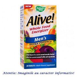 Alive Mens Ultra 30 tablete Nature's Way Secom, image