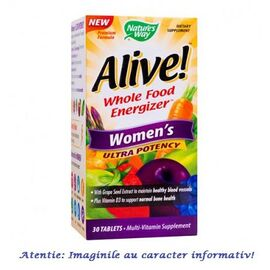 Alive Women's Ultra 30 tablete Nature's Way Secom, image