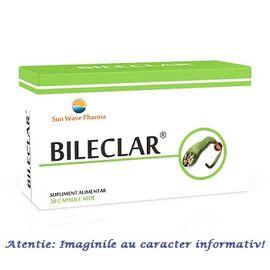 Bileclar 30 capsule Sun Wave Pharma, image