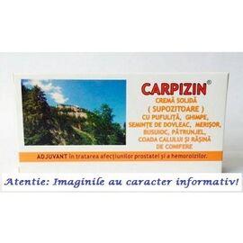 Carpizin Supozitoare 10 bucati Elzin Plant, image