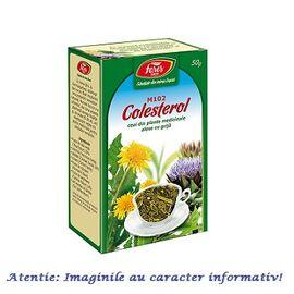 Ceai Colesterol 50 g Fares, image