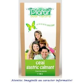 Ceai Gastric Calmant 50 g Plafar, image