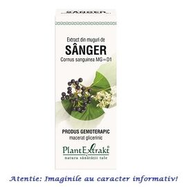 Extract din Muguri de Sanger 50 ml PlantExtrakt, image