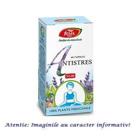 Antistres 60 capsule Fares, image