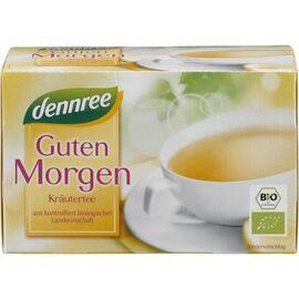 Ceai Bio Buna dimineata  30g Dennree, image
