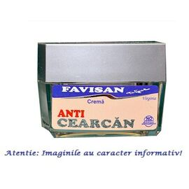 Crema Anticearcan Virginia 40 ml Favisan, image