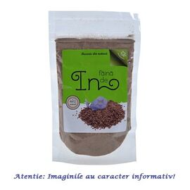 Faina din Seminte de In 100 g Phyto Pharm, image