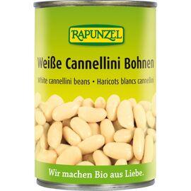 Fasole alba bio Cannellini la doza 400g Rapunzel, image