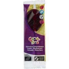 Acadele cu coacaze negre FARA GLUTEN 13g Candy Tree, image