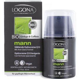 Crema bio Hydrocream cu Q10 pentru barbati 50ml Logona, image