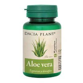 Aloe Vera 60 comprimate Dacia Plant, image