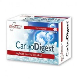 CarboDigest 40 capsule FarmaClass, image