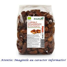 Curmale Deshidratate Fara Samburi Bio 500 g DriedFruits, image