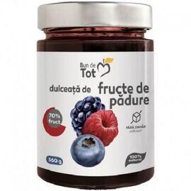 Dulceata de Fructe de Padure Fara Zahar 360 g Dacia Plant, image