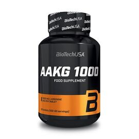 AAKG 1000 100 tablete BioTech USA, image