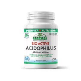 Acidophilus Bio-Active 100 capsule Provita Nutrition, image