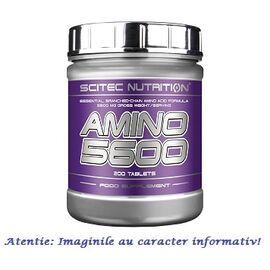 Amino 5600 200 tablete Scitec Nutrition, image