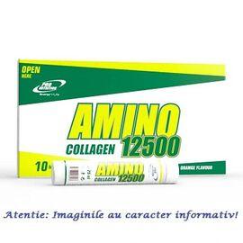 Amino Collagen 12500 10 fiole Pro Nutrition, image