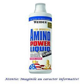 Amino Power Liquid cu Aroma de Merisoare 1 l Weider, image