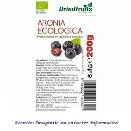 Aronia Deshidratata Bio 200 g DriedFruits, image