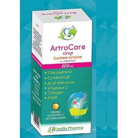 ArtroCare Sirop 500 ml Justin Pharma, image