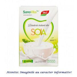Bautura Instant din Soia 400 g SanoVita, image