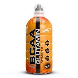BCAA Glutamina + Vitamina C Cu Aroma de Portocale 800 ml Pro Nutrition, image