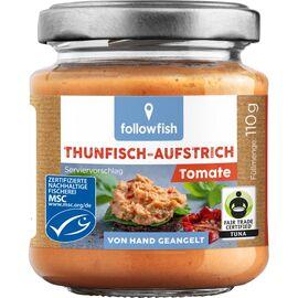 Crema de ton cu tomate 110g Followfish, image