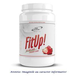 FitUp cu Aroma de Capsuni 900 g Pro Nutrition, image