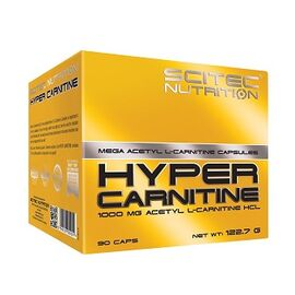 Hyper Carnitine 90 capsule Scitec Nutrition, image