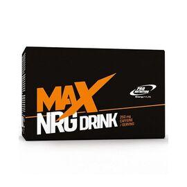 Max NRG Drink 25 plicuri Pro Nutriton, image