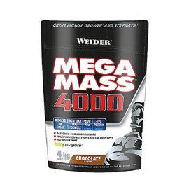 Mega Mass 4000 cu Aroma de Ciocolata 4 kg Weider, image