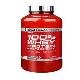 100% Whey Protein Professional cu Aroma de Vanilie 2350 g  Scitec Nutrition, image