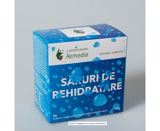 Saruri de Rehidratare 20 plicuri Laboratoarele Remedia, image