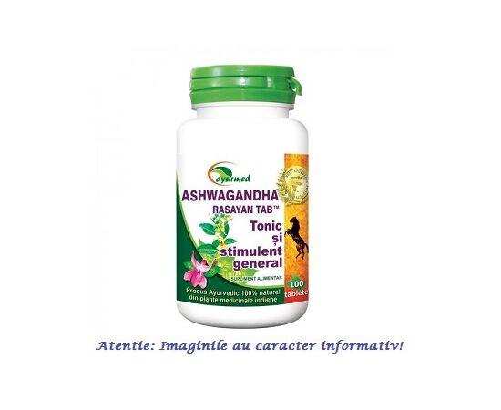 Ashwagandha 100 tablete Ayurmed, image