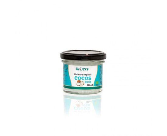 Ulei de Cocos Extra Virgin Eco 100 ml Kotys, image