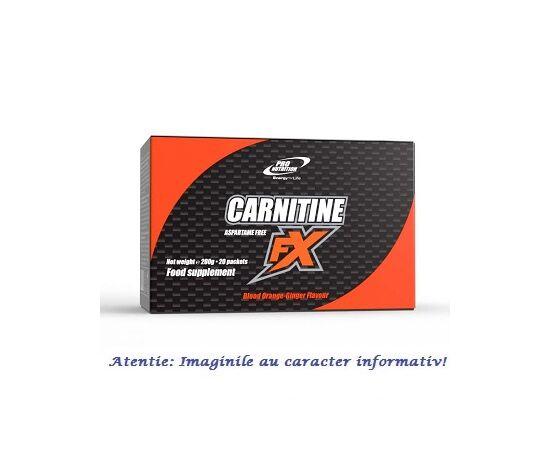Carnitine FX 20 plicuri Pro Nutrition, image