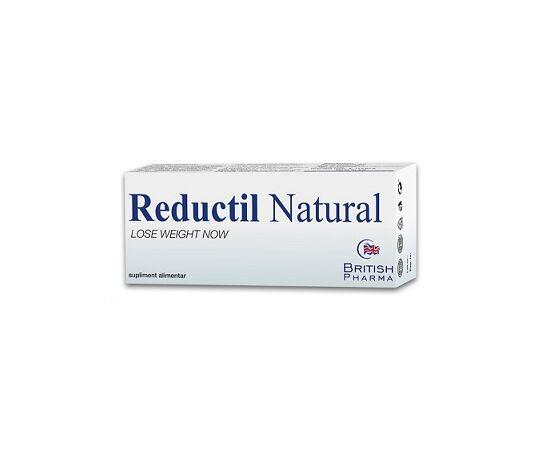 Reductil Natural 30 capsule British Pharma, image
